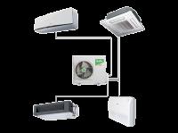Напольно-потолочный блок BCFI-FM/IN-18HN1/Eu мульти-сплит-системы инверторного типа